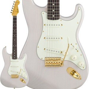Fender Traditional 60s Stratocaster with Gold Hardware (US Blonde) [Made in Japan] 【ポイント5倍】