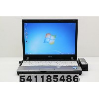 富士通 LIFEBOOK P772/G Core i5 3340M 2.7GHz/4GB/128GB(SSD)/Multi/12.1W/WXGA(1280x800)/Win7【中古】...