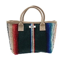 RHC Ron Herman(ロンハーマン) Mexican Tote Bag (トートバッグ) GREEN 277-002459-015 【新品】 [並行輸入品]