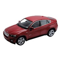 WELLY 1/18 BMW X6 レッド