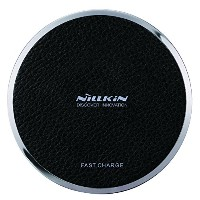 NILLKIN® Qi 急速 ワイヤレス充電器 Quick Charge 2.0 ワイヤレスチャージャー 置くだけ充電 iPhone X / 8 / 8 Plus / Galaxy S8 / S8...
