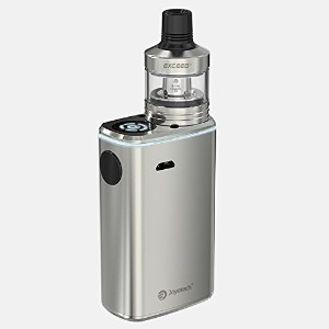 Joyetech EXCEED BOX with EXCEED D22C[エクシードボックスとエクシード22Cアトマイザー ] (Silver)