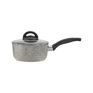Ballarini Parma Forged Aluminun Nonstick Saucepan with Lid 1.5クォート 75001-650