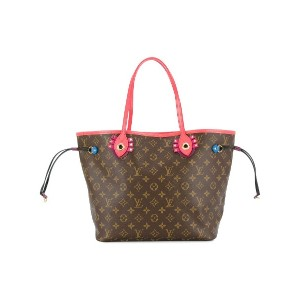 Louis Vuitton Pre-Owned Neverfull MM トートバッグ - ブラウン
