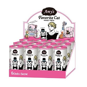 Amy's Favorite Cat -FANCY PETS- BOX