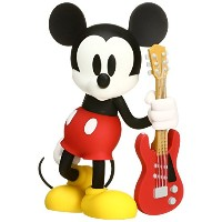 VCD MICKEY MOUSE(Guitar Ver.)ノンスケール PVC製 塗装済み完成品フィギュア