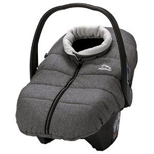 Peg Perego Primo Viaggio Igloo Cover, Light Grey by Peg Perego