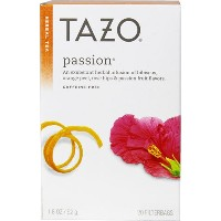 Tazo Herbal Tea Passion – - 20 Tea Bags – 2 pc