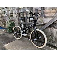 "【当店限定カスタム】 BMX FLATLAND ST MARTIN ""NATION"" 18.2 ""FRAME CUSTOM BLACK"
