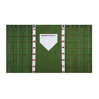 strideright ProグレードTurf Hitting Mat