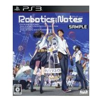 【中古】ROBOTICS;NOTES (通常版) - PS3 [PlayStation 3]