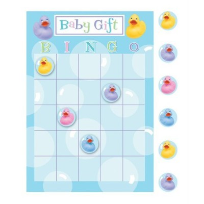 Rubber Ducky Game (10 per pac Games (10 per package) by Creative Expressions
