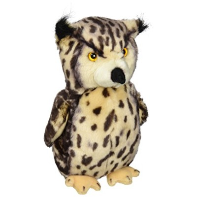 Nat and Jules Plush Toy, Owl, Large by Nat and Jules