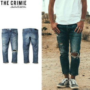 【予約/2月~3月入荷予定】【CRIMIE/クライミー】CRIMIE BORN AGAINST GAREGE CRASH STRETCH JAPANEASE SELVEDGE DENIM...