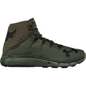 Under Armour Project Rock Delta Training Shoesメンズ Downtown Green/Downtown Green アンダーアーマー トレーニングシューズ
