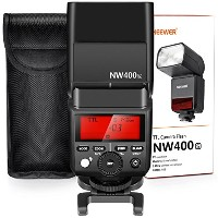 Neewer 2.4G HSS 1/8000s TTL GN36無線マスタースレーブフラッシュスピードライト Sony A7 A7R A7S A7II A7RII A7SII A6000 A6300...