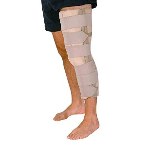 Foam Knee Immobilizer, Unlined, 14 inch by AliMed