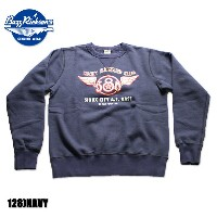 """No.BR67884 BUZZ RICKSON'S バズリクソンズSET-IN CREW SWEAT""""388th BOMB.GROUP"""""""