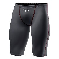 TYR(ティア) TYR ティア 競泳メンズスパッツ水着 TPSM6A GY/RD TPSM6A GY/RD XS