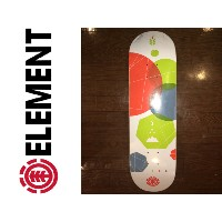 element AF027-105 エレメント デッキ deck 板 正規品 キッズ 子供 ジュニア 女性 レディースCHAROMATIC TWIGS スケートボード 7.75 x 30.75