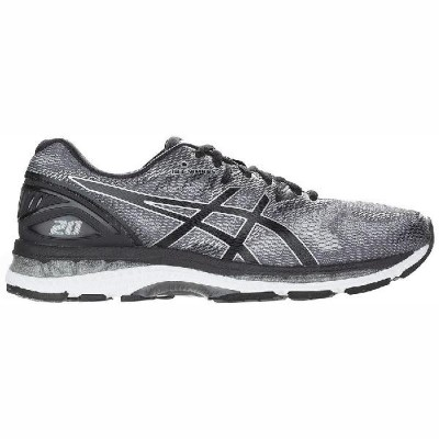 (取寄)アシックス メンズ Gel-Nimbus20 ランニングシューズ Asics Men's Gel-Nimbus 20 Running Shoe Carbon/Black/Silver