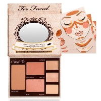 Too Faced Natural Face Natural Radiance Face Palette (並行輸入品) [並行輸入品]