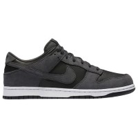 (取寄)Nike ナイキ メンズ ダンク ロー スニーカー Nike Men's Dunk Low Anthracite Anthracite Black White