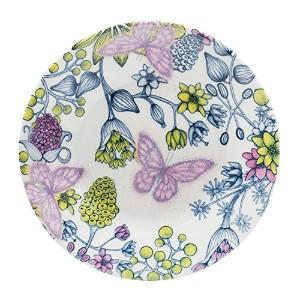 High Quality Runo by Arabia Butterfly Saucer
