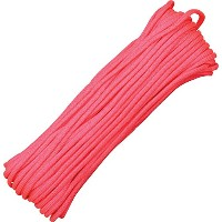 Parachute Cord Hot Pink 100 Ft