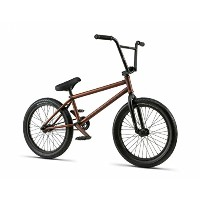 【BMX STREET】【ストリート】【20インチ】WETHEPEOPLE 2018 ZODIAC FREECOASTER (TRANSLUCENT BROWN)