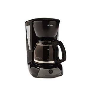 High Quality VB13 12-Cup Switch Coffeemaker, Black