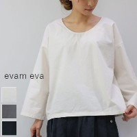 evam eva(エヴァムエヴァ) wide PO 3colormade in japane181t055