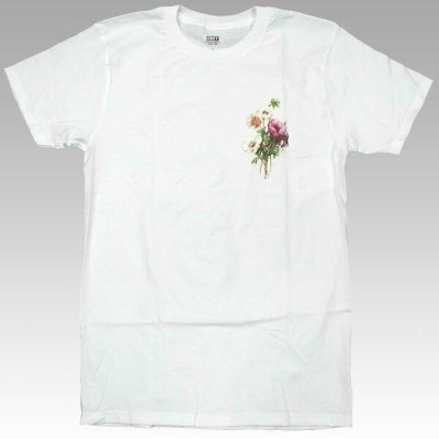 OBEY(オベイ) OBEY CONFIDENT FLORAL T-Shirt(T-シャツ)