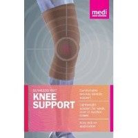 Medi Seamless Knit Knee Support : Beige 3X-Large by Medi