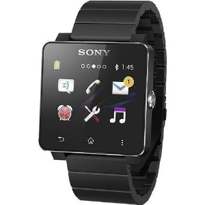 Sony Mobile SW2 SmartWatch 2 by Sony (Metal)