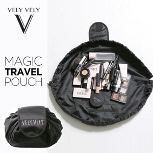 【IMVELY イムブリー公式】VELY VELY Magic Travel Pouch L p0000qru 韓国コスメ ふろしき ポーチ マジックポーチ