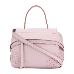 Tod's Wave ハンドバッグ S - ピンク