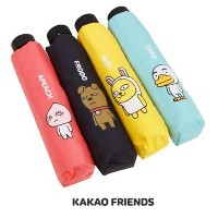 【Kakao friends】カカオフレンズスタンバイ3段傘/Kakao friends standby 3 step folding umbrella/4種・韓国KAKAO FRIENDS正品