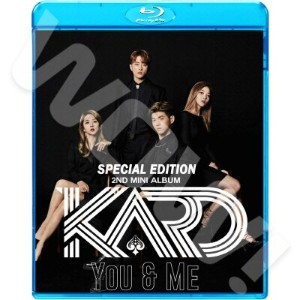 【Blu-ray】? KARD 2017 2nd SPECIAL EDITION ?  You In Me Hola Hola ?  K.A.R.D カード ? 【K.A.R.D ブルーレイ】