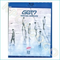 【韓流DVD】GOT7★GOT7 SPECIAL EDITION FLY★【TV・PV】☆K-POP DVD☆【SPECIAL EDITION FLY】bluray_got2