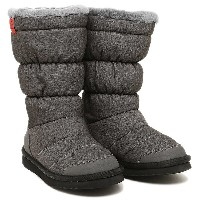 ベアパウ ブーツ Bearpaw SN-KR-3 SNOW FASHION LONG スノーブーツ LIGHT GRAY