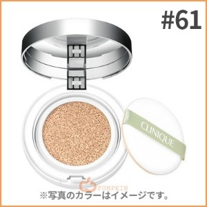 CLINIQUE クリニーク スーパー シティ ブロック BB クッション コンパクト 50 #61 ライト [ リキッドファンデーション ]☆新入荷07