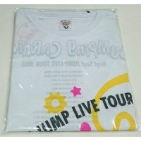 Hey! Say! JUMP LIVE TOUR 2015 JUMPing CARnival 公式グッズ Tシャツ