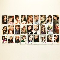 TWICE The 1st Album [TWICETAGRAM] Likey Official A+B+C Photocard Full Set (27pcs)