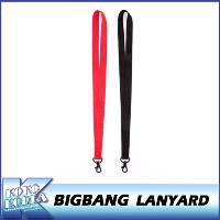 【送料無料】10th BIGBANG/LANYARD/BIGBANG THE  CONCERT 0.TO.10 FINAL IN SEOUL MD/公式グッズ/YG/ビッグバン/ランヤード