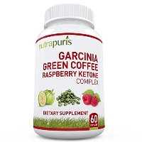 (Nutrapuris) Best  3-In-1  Garcinia Cambogia, Green Coffee Bean & Raspberry Ketones Extract - A F...