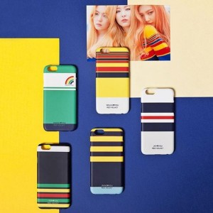 [Limited] SM TOWN DDP #SUMCASE Official Customizing Red Velvet Phone Case