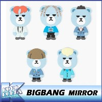 【送料無料】10th KRUNK X BIGBANG MIRROR/BIGBANG THE  CONCERT 0.TO.10 MD/公式グッズ/YG/ビッグバン