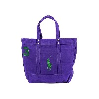 Ralph Lauren ポロ ラルフ ローレン トートバッグ 405517324 003 SQUIRE PURPLE W/ATHLETIC GREEN [ Ralph Lauren |...