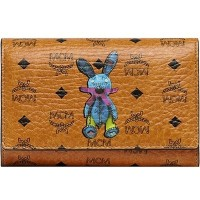 ★【MCM 正規品】★AW14 RABBIT Medium Wallet★MYM5SXL42CO★【EMS無料発送】★
